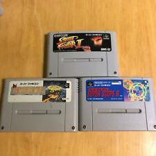 Super Famicom SNES - SHVC-S2 PO LR - Street Fighter 2 & Populous & Scope 6
