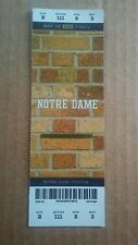 2018 Notre Dame Fighting Irish vs Florida State Football Ticket