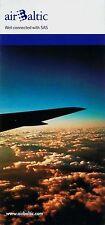 Air Baltic Brochure =