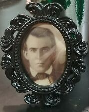 Victorian Trading Co My Beloved 4x3 Black Photo Frame