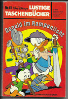 ERSTAUFLAGE Lustige Taschenbücher Nr.81 von 1982 Donald im Rampenlicht - TOP Z1