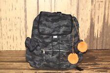 new Quilted Koala  Backpack Black Camouflage Koala Kanvas Org $185