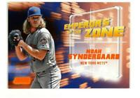 2019 Topps Stadium Club Emperors of the Zone Orange #EZ-13 Noah Syndergaard /50