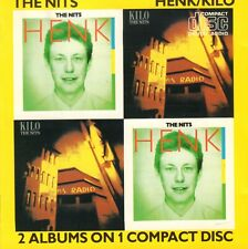 NITS, THE – HENK/KILO (2 ALBUMS ON 1 COMPACT DISC / 1988 NEDERPOP CD)
