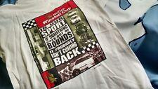 Vintage 1996 Nascar Racing Shirt Xl Winston Cup 90s Car White
