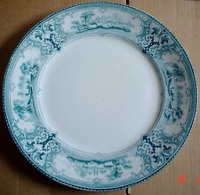Ford & Sons Ltd Burslem DInner Plate VERONA Circa 1908