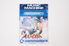 VTG Commodore 64 Computer Video Game Instructions Manual Music Machine