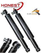 For FORD TRANSIT MK6 2001-2006 REAR SUSPENSION SHOCKS SHOCK ABSORBERS X2 (PAIR)