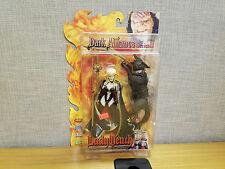 Art Asylum Chaos Comics Dark Alliance Series II Lady Death with Wolf figure New!