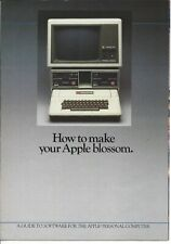 Apple II Computer Pamphlet - How to make your Apple blossom