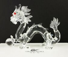 Swarovski The Dragon Scs 1997 #208398 Brand New In Box Fabulous Creatures Free S