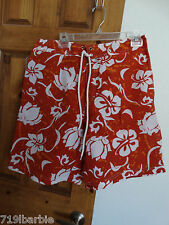Utility men's casual athletic board surf shorts size 36