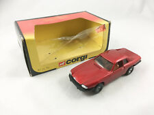 RARE VINTAGE CORGI # 1372 JAGUAR XJS SPORTS CAR DIECAST TOY 1980s