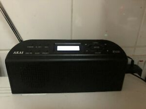 AKAI DAB Digital Radio