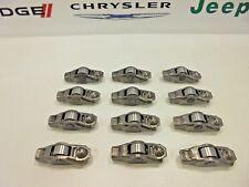 11-17 Jeep Dodge Chrysler 3.6L Pentastar One Side Rocker Arm Set of 12 Mopar New