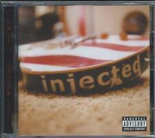 Injected - Burn It Black (CD 2002) NEW