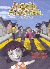 Angela Anaconda (VHS) Volume 1  cartoon animated