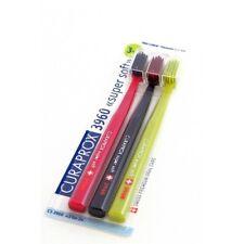 *a set of 3 pcs* Curaprox CS 3960 Super Soft Toothbrush - registered mail