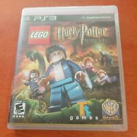 LEGO Harry Potter Years 5-7 Sony PlayStation 3 PS3 TT Games Traveller's Tales