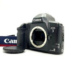 【NEAR MINT++】 Canon EOS 3 EOS-3 35mm SLR Film Camera Body From JAPAN #1182