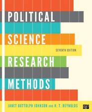 Political Science Research Methods by H. T. Reynolds and Janet Buttolph...