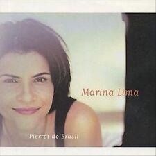 Pierrot do Brasil by Marina Lima (CD, Mar-2002, Universal/Polygram)