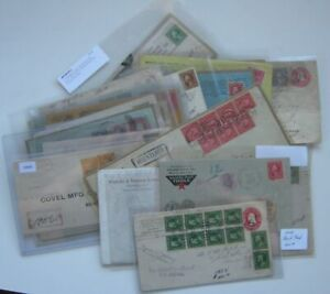 Amazing Lot of Washington Franklin COILS on COVER - Many Scarce & Valuable