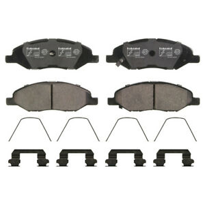 Disc Brake Pad Set-SST Front Federated D1345C