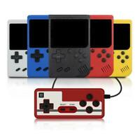 Mini Retro Handheld Game Console System 400 Games In Portable Built J0R9