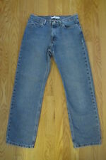 TOMMY HILFIGER WOMEN'S SIZE 6 JEANS AGED BLUE ASIAN DENIM BOYFRIEND STRAIGHT LEG