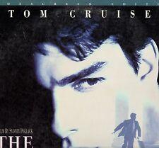 "TOM CRUISE ""THE FIRM"" 2 LASERDISC SET 1993 paramount"