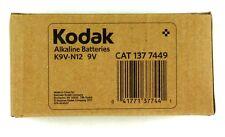 K9VN12BULK30377448 KODAK Max Bulk Alkaline Batteries (9V, 12 pk)