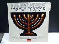 MAX LETH'S ORCHESTRA / TINGLUTI FOX SINGERS / RASTENNI Folklore d'Israel 658020