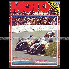 MOTO JOURNAL N°178 USA LOUDON GARY NIXON GP ASSEN BRUNO KNEUBUHLER BSA 500 1974