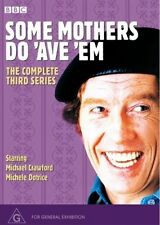 Some Mothers Do 'Ave 'Em : Series 3 (DVD, 2004) -- Free Postage --