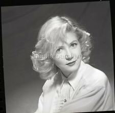 LEANA HALL ACTRESS Harry Langdon Negative w/rights N345