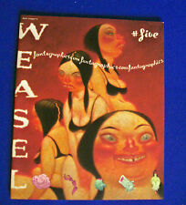 Weasel 5 by DAVE COOPER. NM. 1st print.