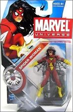 Marvel Universe Spider Woman (Série 3 # 006) 3 3/4 ""