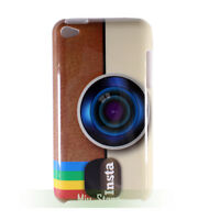Instagram Camera Hard Back Case Cover for ipod touch 4 4G 4th gen generation