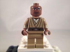 BRAND NEW, RARE, MACE WINDU MINI FIGURE FROM STAR WARS LEGO 7868 - FREE SHIPPING
