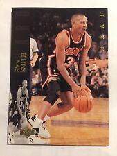 1994 Upper Deck NBA Basketball Card - Miami Heat 35 Steve Smith