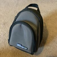Nintendo GAME BOY ADVANCE SP Accessory Travel/Carry Mini Case/Backpack Grey Bag