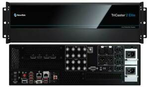 TriCaster 2 Elite - Complete System - retail is $27,995