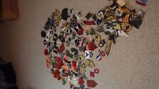 MILITARY PATCH COLLECTION 300+ PATCHES WW11 ARMY NAVY MARINES AIR FORCE BX 400A