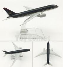 Royal Jordanian Airlines Boeing 787 Airplane 16cm DieCast Plane Model