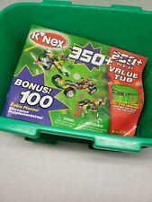 K'nex Building & Construction Toys Set - 350 Pieces