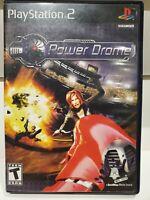 Power Drome - cib - PS2 PlayStation 2 Sony
