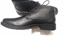Nuevo F&F para hombre Negro Formal Zapatos con cordones de tamaño de Reino Unido 7