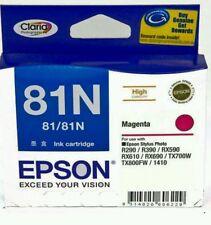 Genuine Epson (81N) Magenta  - High Yield