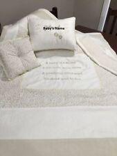 Handmade Cot Nursery Bedding Sets